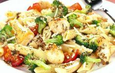 Penne with Chicken & Broccoli | Mrs. Dash