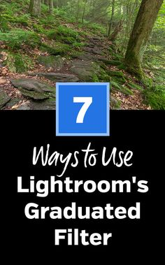 7 Simple Ways to Improve Landscape Photos with Lightroom's Graduated Filter. Photo editing, post processing, Adobe Photoshop Lightroom, tutorials, how to, local adjustment, boost blue sky, enhance sunrise or sunset colors, selective sharpening, blur, add or remove haze, dehaze, replicate the effect of a graduated neutral density filter, darken sky, lighten sky, add drama. #loadedlandscapes #lightroom #naturephotography #photoeffect