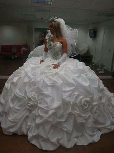 Wedding dresses on Pinterest   Modest Wedding Dresses, Mormon Wedding ...