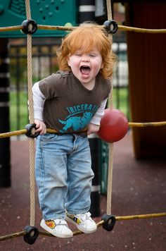 I always wanted a red headed little boy! I've known 3 particularly precious ones aged 1-4, so I'm a bit obsessed. x