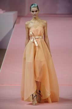 Alexis Mabille Runway
