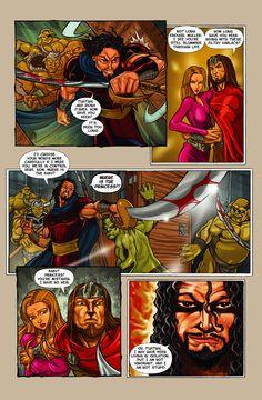 Shamrock: Origins page 10 by Josh--Brown.deviantart.com