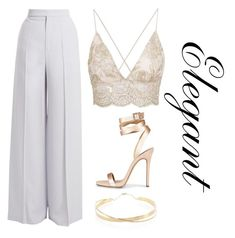 A fashion look from March 2018 featuring spaghetti strap crop top, tailored trousers and strap heel sandals. Browse and shop related looks. Tailored Trousers, Strap Heels, Boards, Fashion Looks, Crop Tops, My Style, Polyvore, Shopping, Jewelry