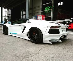 LIBERTY WALK LB★WORKS LAMBORGINI AVENTADOR JAPAN KATO'S CUSTOM