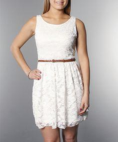 Add to closet: lace dress