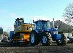 Big Tractors, Ford Tractors, Farming, Vehicles, Heavy Machinery, Weights, Vehicle
