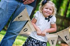 LOVE Banner, Couples/Family Photo Session Prop, Photography Prop, Love Burlap Banner, Valentines Day, on Etsy Family Photo Sessions, Family Photos, Picnic Blanket, Outdoor Blanket, Photography Props, Burlap, Banner, Valentines, Engagement