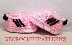 A personal favourite from my Etsy shop https://www.etsy.com/listing/510174258/crochet-pattern-baby-adidas-sport-shoes