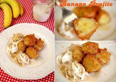 Retete usoare & retete ilustrate: Banane prajite Potato Salad, Potatoes, Ethnic Recipes, Food, Banana, Meal, Potato, Essen, Hoods