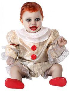 Disfraz de Payaso Penny para Bebé