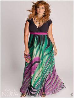 Moda Plus Size para Festas | Amiga da Noiva