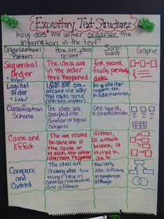 Buzzing with Ms. B: Expository Text Structures