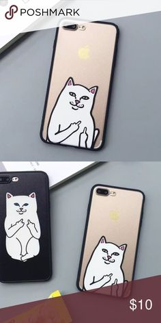 🔥Rip n' Dip Phone Case🔥 🔥Rip n' Dip Phone Case🔥  🌿15% off bundles 2+ or more🌿  ✖️Rip n' Dip Cat Phone Case🔥 ✖️Gorgeous accessory ✖️Identical to photos 😍 ✖️Same/next day shipping📦✈️  Tags: Rip n' Dip, Phone case, iPhone Case, Middle Finger Cat, Bitch, Sexy, Marble Phone case, Silicone Phone Case, Sparkly, Shimmery, Beautiful, Trendy, Celebrity, Brandy Melville, Urban Outfitters, Minimalist, Sexy, Summer, Fall, Baddie, Boujee, Boho PacSun Accessories Phone Cases