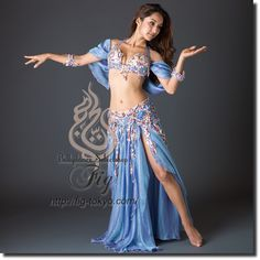 Design by Hoyda / Model: Donya / Fig Belly Dance / World Wide Shipping…