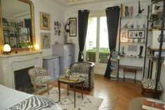 bed and breakfast in paris france  125 euros /nt