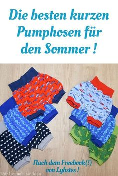 The child needs short bloomers! - Active with children Sommer? – Aktiv mit Kindern The absolutely brilliant short bloomers for children according to the Lybstes Freebook! Short Outfits, Outfits For Teens, Cute Outfits, Boy Outfits, Diy Clothes Rack, Baby Clothes Shops, Rebecca Minkoff, Outfit Vestidos, Baby Bikini