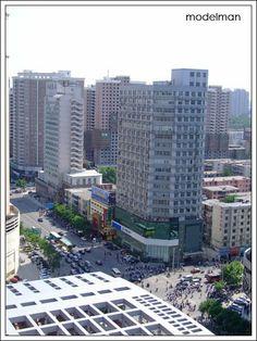 DP 纬五路经三路 Weiwu Road and Jingsan Road