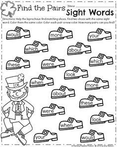 material worksheets year 1 using material soft hard