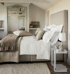 French modern bedroom