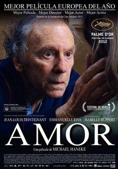 """Tráiler de """"Amor"""". Información, sinópsis y ficha técnica de la película #películas #movies #films #posters #carteles"""