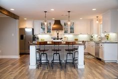 Our Favorite Fixer Upper Kitchen Makeovers