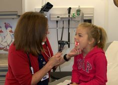 Dr. Hamp caring for children aboard the Ronald McDonald Care Mobile of Chattanooga. Read some of her health tips here: http://rmhc.org/friends-of-rmhc/family-time/ideas/a-healthy-school-year/