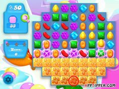 Candy Crush Soda Saga Level 214 Tips