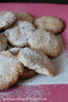 Sweet Desserts, Coconut Flour, Clean Eating, Vegan, Cookies, Recipes, Health Desserts, Food, Biscuits