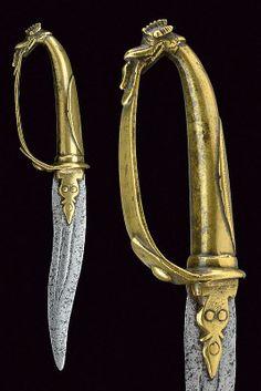 Dagger - 19th Century.