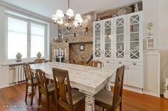 Rustic kitchen / Maalaisromanttinen keittiö