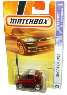 Mattel Matchbox 2007 MBX Metro Rides 1:64 Scale Die Cast Metal Car # 29…