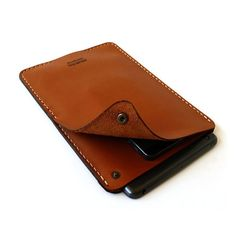 iPad Mini Handmade Leather Sleeve iPad Mini case by AtelierPall