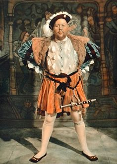 Charles Laughton ~ The Private Life of Henry VIII., 1933