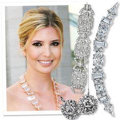 First Look: Ivanka Trump's Wedding Jewelry