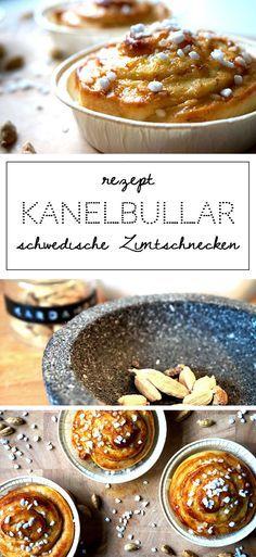 Kanelbullar: Rezept für leckerste schwedische Zimtschnecken. Do your own cinnamon rolls!