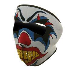 ski mask images | Home Full Face Ski Masks Clown Ski Mask