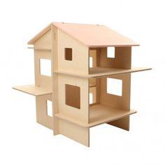 Maison de poupée en bois Rayray Momoll