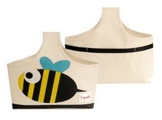 3 Sprouts Bumble Bee Storage Caddy.  #boutique280 @boutique280