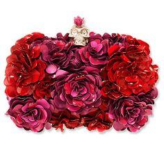 Alexander McQueen Flower Box Clutch Floral Fashion, Fashion Bags, Fashion  Accessories, Wedding Accessories ac8239dedc6