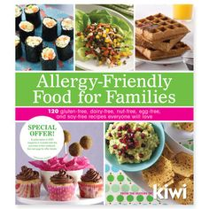 Allergy-Friendly Family now featured on Fab.