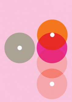 Designspiration — Print-Process / Product / Pink dots 3