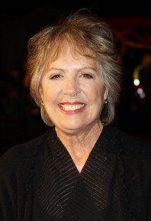 Penelope Wilton- love this actress from Doctor Who and Downton!