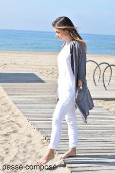 passé composé Barcelona linen collection summer'16