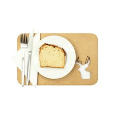 Deer Trophy Placemats - Supawood from Wooden Table Trinkets - R249 (Save 0%)