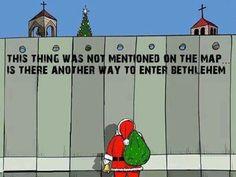 Christmas in Palestine .. !!