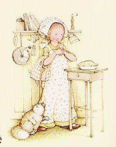 Holly Hobbie   Holly Hobbie   Children's Illustration