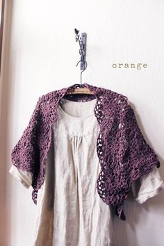 If I could only find a pattern of this?! Id love to make it!!