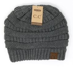 Classic Fuzzy Lined CC Beanies