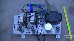 Sears Silvertone Tube Amp Repair