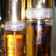 Perfume White Diamonds & Diamond and Sapphires Elizabeth Taylor Other
